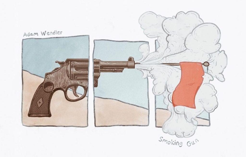 Adam Wendler, Untoldency, Untoldency Magazin, Indie, Musik, Blog, Blogger, Online Indie Musik Magazin, Review, Videopremiere, Smoking Gun
