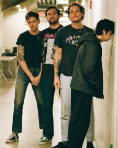 The 1975, Notes Of A Conditional Form, NOACF, Untoldency, Untoldency Magazine, Indie, Musik, Blog, Blogger, Online Indie Musik Magazin, Review, The 1975, Matty Healy, Notes Of A Conditional Form