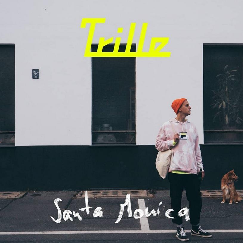Trille, Santa Monica, Single, Video, Premiere, Review, Lyrics, Indie, Trap, Autotune, Musik, Online, Blog, Untold, Untoldency, Magazin