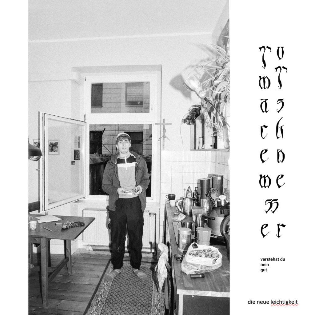 Tom Taschenmesser, verstehst du nein gut, EP, review, untoldency, untold music, indie, post punk, singer, songwriter,