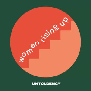 Women Rising Up Playlist Cover