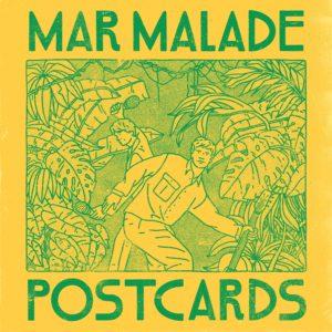 Mar Malade, Untoldency, Untoldency Magazine, Indie, Musik, Blog, Blogger, Online Indie Musik Magazin, Postcards EP, Cabriolet, Mexico, Fil Bo Riva, Marmalade