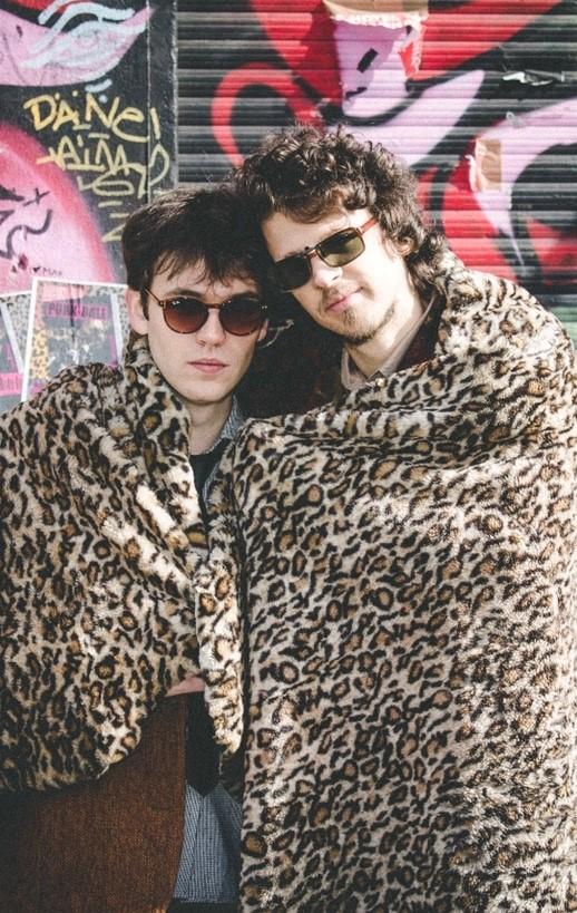Leopard, 20000 Sternis, EP, Release, Video, Premiere, Musik, Online, Blog, Blogger, Indie, Post Punk, untoldency, untold