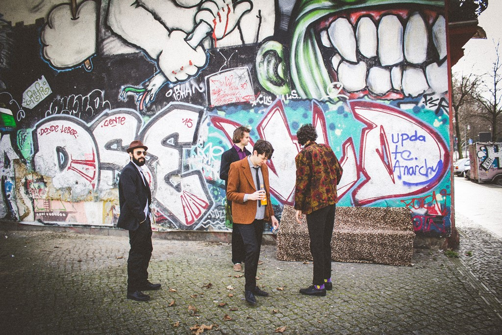 Leopard, 20000 Sternis, EP, Video, Release, Premiere, Musik, Online, Blog, Blogger, Indie, Post Punk, untold, untoldency