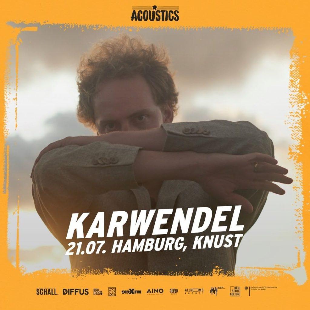 Karwendel, Untoldency, Untoldency Magazine, Indie, Musik, Blog, Blogger, Online Indie Musik Magazin, Acoustics Concerts, hamburg knust, karwendel musik