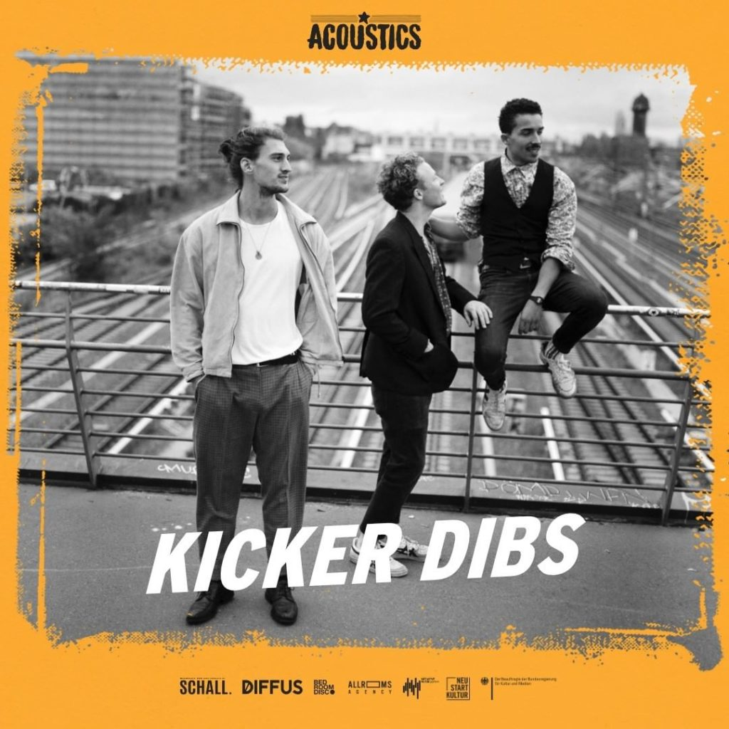 Kicker Dibs, Untoldency, Untoldency Magazine, Indie, Musik, Blog, Blogger, Online Indie Musik Magazin, Acoustics Concerts, kickerdibs