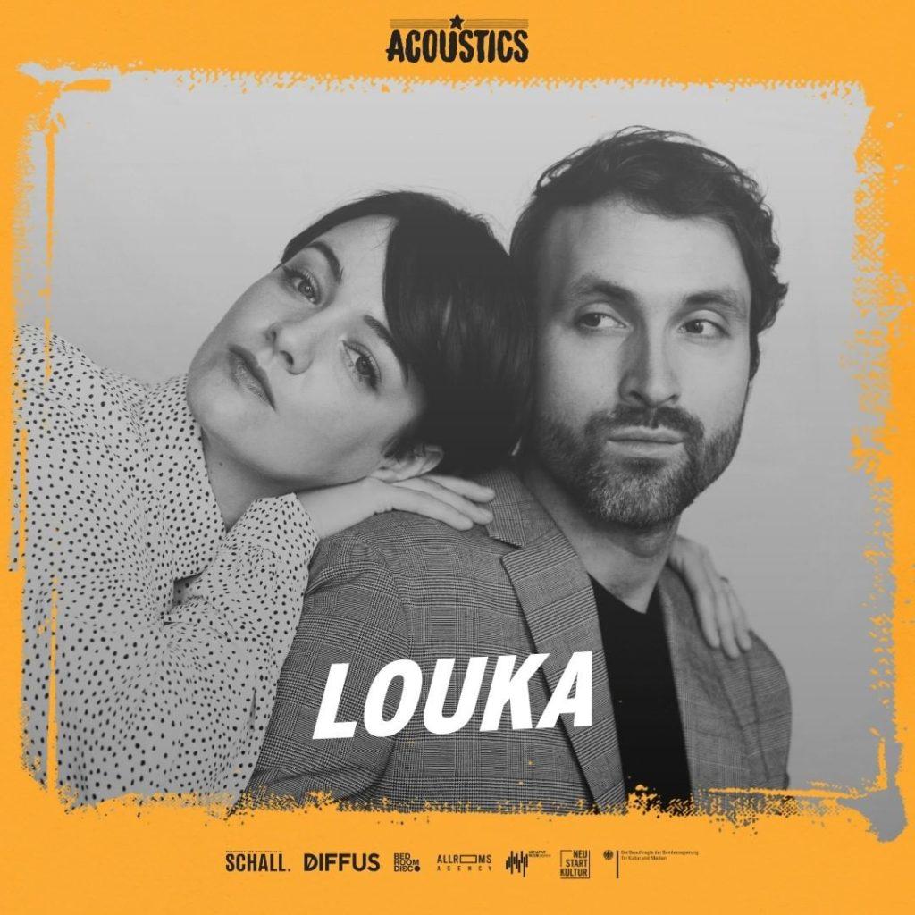 Louka, Untoldency, Untoldency Magazine, Indie, Musik, Blog, Blogger, Online Indie Musik Magazin, Acoustics Concerts, louka musik