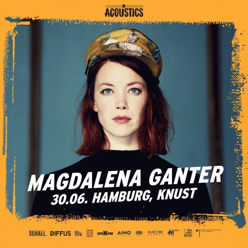 Magdalena Ganter, Untoldency, Untoldency Magazine, Indie, Musik, Blog, Blogger, Online Indie Musik Magazin, Acoustics Concerts, hamburg knust