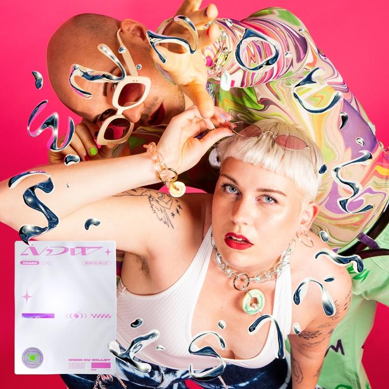 Neue Deutsche Wahrheit, Wenn Du Willst, Videopremiere, Musikvideo, Tristesse, Exzess, Review, Indie, Pop, Disco, Blog, Blogger, Magazin, untold, untoldency, Laura Affolter