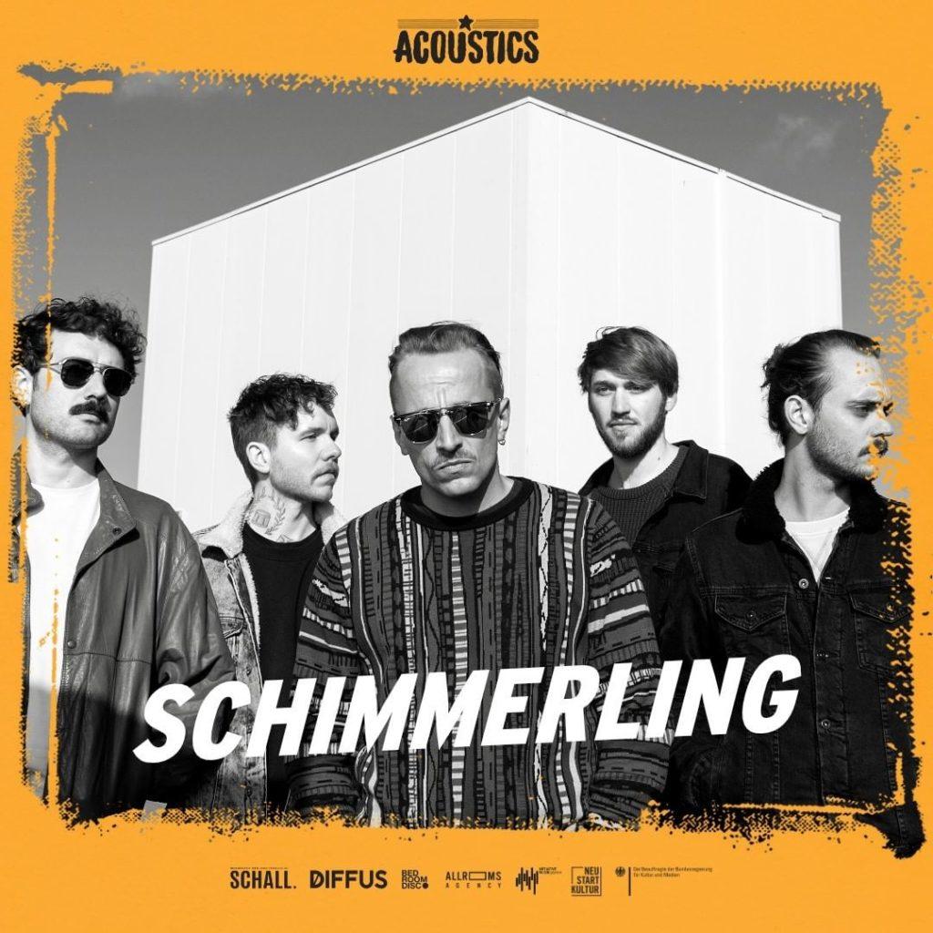 Schimmerling, Untoldency, Untoldency Magazine, Indie, Musik, Blog, Blogger, Online Indie Musik Magazin, Acoustics Concerts, schimmerling musik