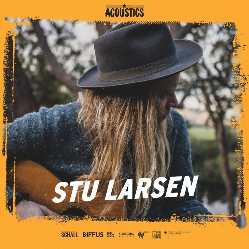 Stu Larsen, Untoldency, Untoldency Magazine, Indie, Musik, Blog, Blogger, Online Indie Musik Magazin, Acoustics Concerts, stularsen music