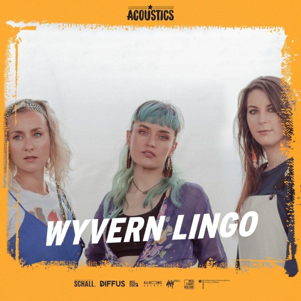 Wyvern Lingo, Untoldency, Untoldency Magazine, Indie, Musik, Blog, Blogger, Online Indie Musik Magazin, Acoustics Concerts, wyvernlingo
